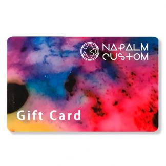 Napalm Custom Gift Card